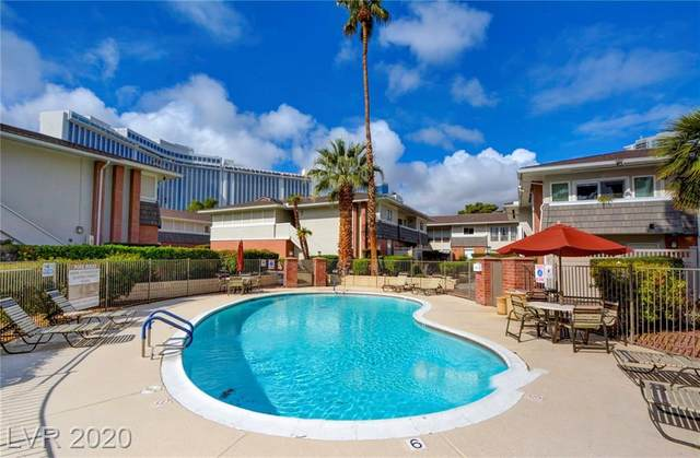 2845 Loveland #3606, Las Vegas, NV 89109 (MLS #2181398) :: Billy OKeefe | Berkshire Hathaway HomeServices