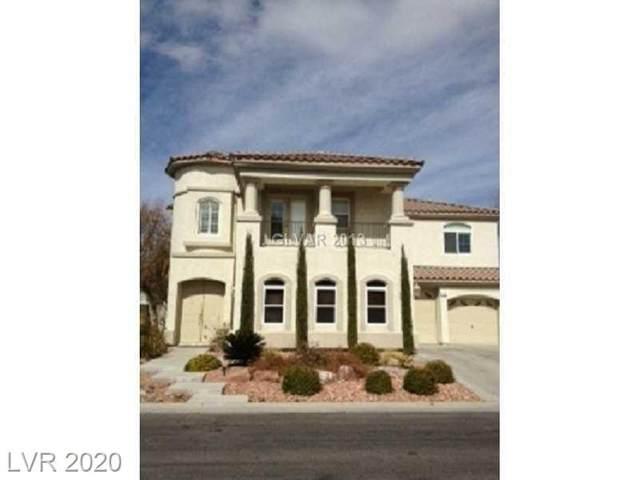 32 Dollar Pointe, Las Vegas, NV 89148 (MLS #2182426) :: Vestuto Realty Group