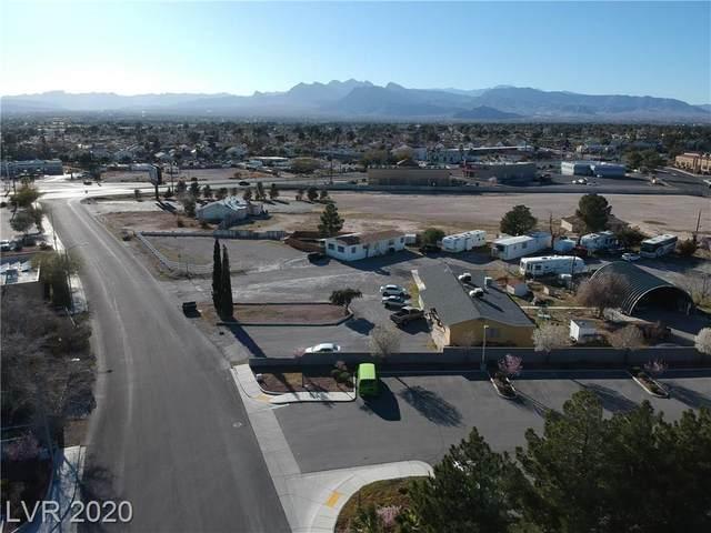 5360 Jay Avenue, Las Vegas, NV 89130 (MLS #2182457) :: Vestuto Realty Group