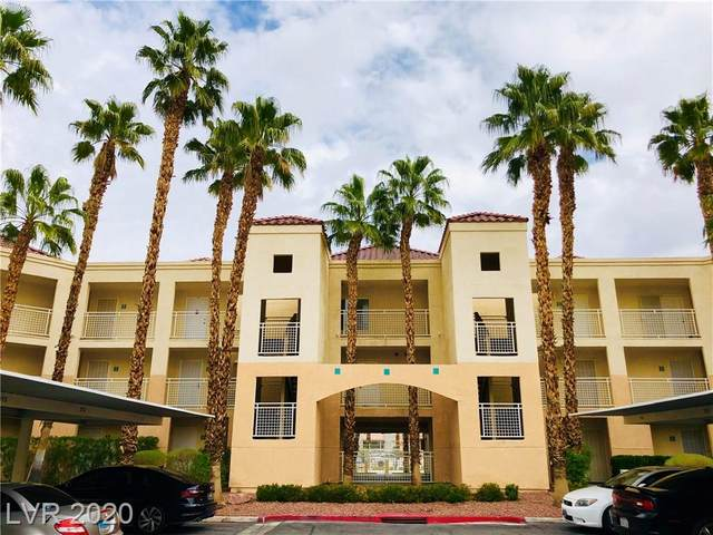 5000 Red Rock #115, Las Vegas, NV 89118 (MLS #2182545) :: Billy OKeefe   Berkshire Hathaway HomeServices