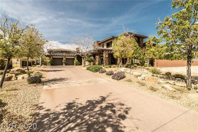 10 Drifting Shadow Way, Las Vegas, NV 89135 (MLS #2182598) :: Signature Real Estate Group