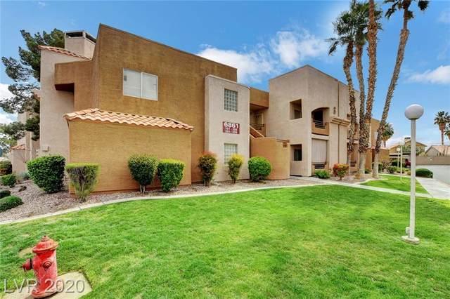 6861 Tamarus #102, Las Vegas, NV 89119 (MLS #2182649) :: Billy OKeefe | Berkshire Hathaway HomeServices
