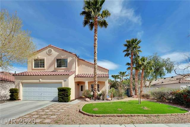 1542 Silver Sunset Drive, Henderson, NV 89052 (MLS #2182706) :: The Lindstrom Group