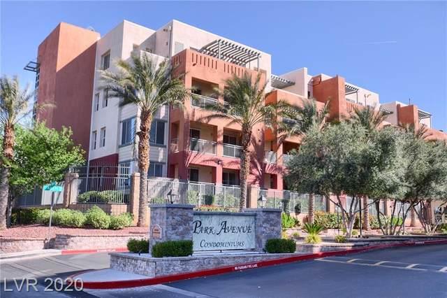 71 E Agate Ave #407, Las Vegas, NV 89123 (MLS #2182710) :: Helen Riley Group | Simply Vegas