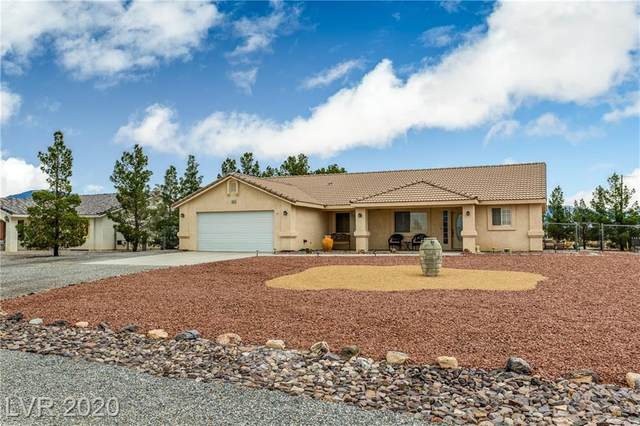 3041 Rodeo, Pahrump, NV 89048 (MLS #2182764) :: The Lindstrom Group