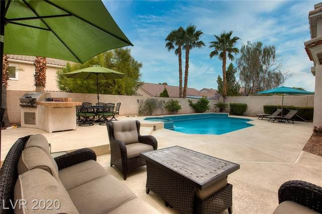 9655 Mariner Village, Las Vegas, NV 89147 (MLS #2182817) :: Performance Realty