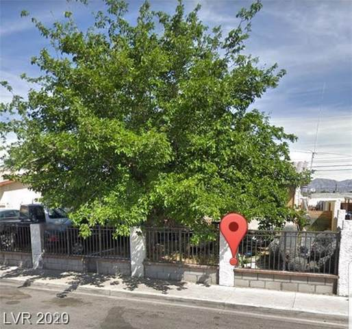 328 Recco, North Las Vegas, NV 89030 (MLS #2182849) :: The Lindstrom Group