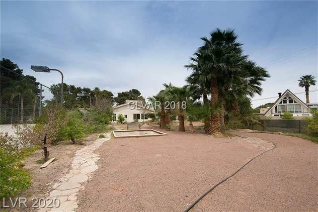 La Puebla, Las Vegas, NV 89120 (MLS #2182881) :: The Lindstrom Group