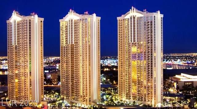 145 E Harmon Avenue #403, Las Vegas, NV 89109 (MLS #2183033) :: Billy OKeefe | Berkshire Hathaway HomeServices