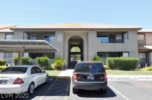 2606 Durango #287, Las Vegas, NV 89117 (MLS #2183037) :: Jeffrey Sabel