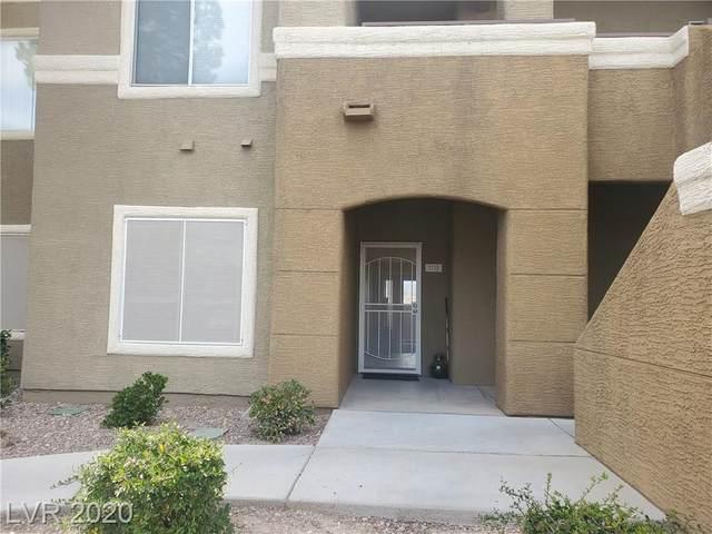 8070 Russell #1110, Las Vegas, NV 89113 (MLS #2183038) :: The Shear Team