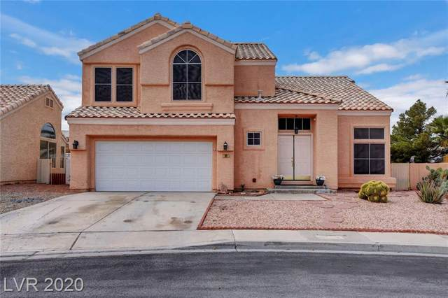 69 Reflections Road, Henderson, NV 89074 (MLS #2183039) :: Brantley Christianson Real Estate
