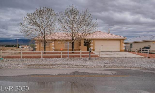 1671 Highland, Pahrump, NV 89048 (MLS #2183063) :: The Lindstrom Group