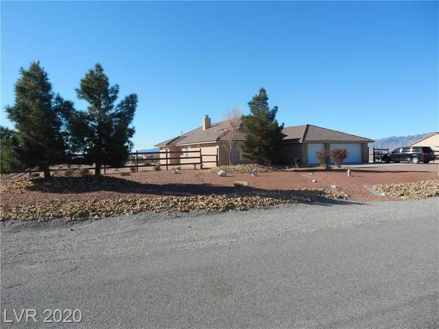 2491 Idlewild, Pahrump, NV 89048 (MLS #2183250) :: The Lindstrom Group