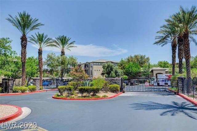 4400 Jones Boulevard #1097, Las Vegas, NV 89103 (MLS #2183264) :: Hebert Group | Realty One Group