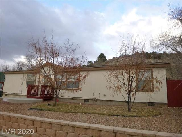 672 Murry Street, Ely, NV 89301 (MLS #2183427) :: Performance Realty