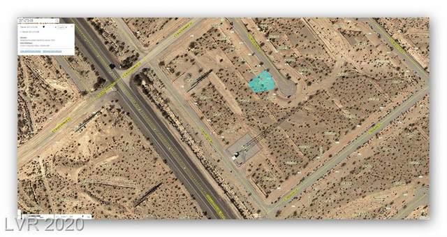4190 Encino Mall, Pahrump, NV 89046 (MLS #2183457) :: Signature Real Estate Group