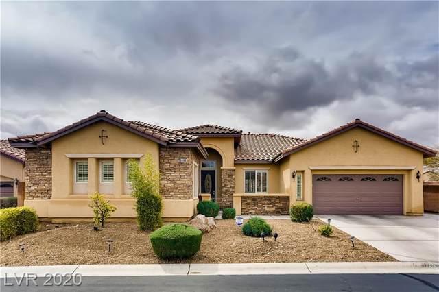 9085 Sweet Tree, Las Vegas, NV 89178 (MLS #2183485) :: Signature Real Estate Group
