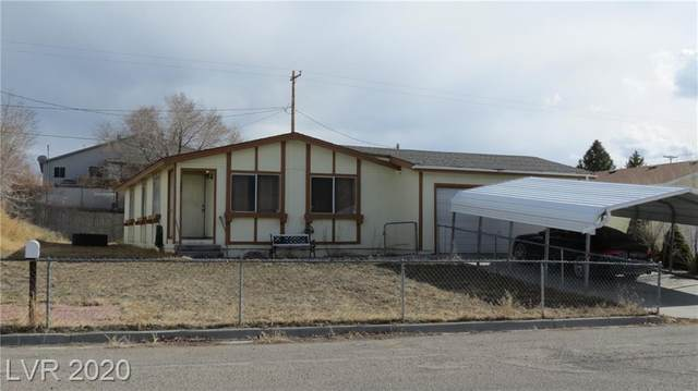 860 Avenue K, Ely, NV 89301 (MLS #2183507) :: Performance Realty