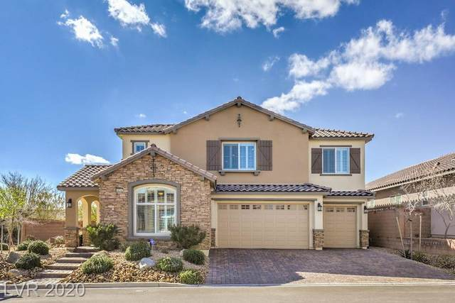 10747 Dreiser Park Avenue, Las Vegas, NV 89166 (MLS #2183666) :: Signature Real Estate Group