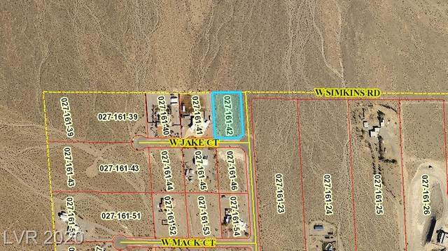 4780 Jake Court, Pahrump, NV 89060 (MLS #2183761) :: Performance Realty