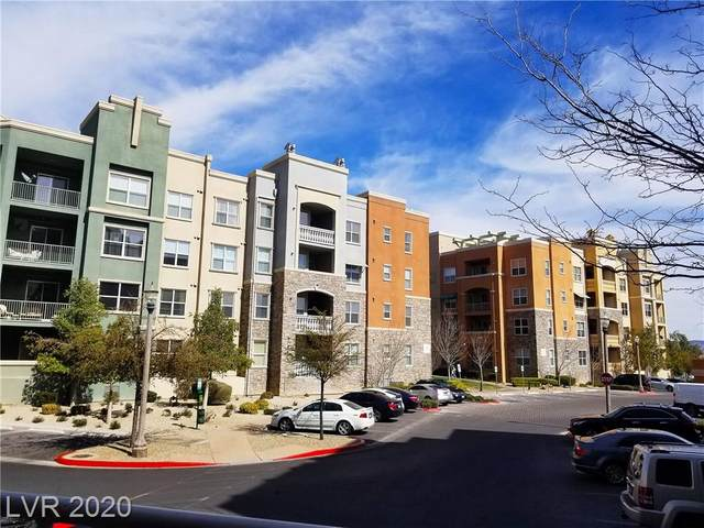 20 E Serene Avenue #301, Las Vegas, NV 89123 (MLS #2183826) :: Helen Riley Group | Simply Vegas