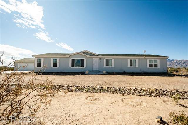 887 W Robert Road, Amargosa, NV 89020 (MLS #2183828) :: The Lindstrom Group