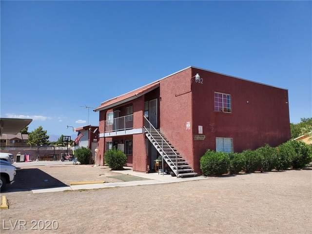 632 Triest Court, Las Vegas, NV 89110 (MLS #2183991) :: Signature Real Estate Group