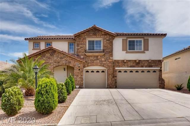 10663 Morning Harbor Avenue, Las Vegas, NV 89129 (MLS #2184163) :: Trish Nash Team
