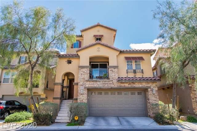 10494 Badger Ravine Street, Las Vegas, NV 89178 (MLS #2184194) :: Signature Real Estate Group