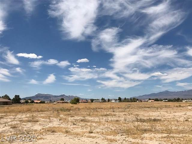 1601 Grant, Pahrump, NV 89048 (MLS #2184195) :: The Lindstrom Group