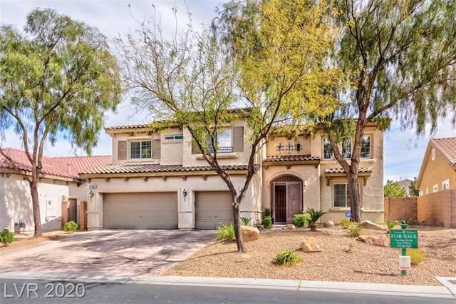 11542 Bollinger Lane, Las Vegas, NV 89141 (MLS #2184196) :: Billy OKeefe | Berkshire Hathaway HomeServices