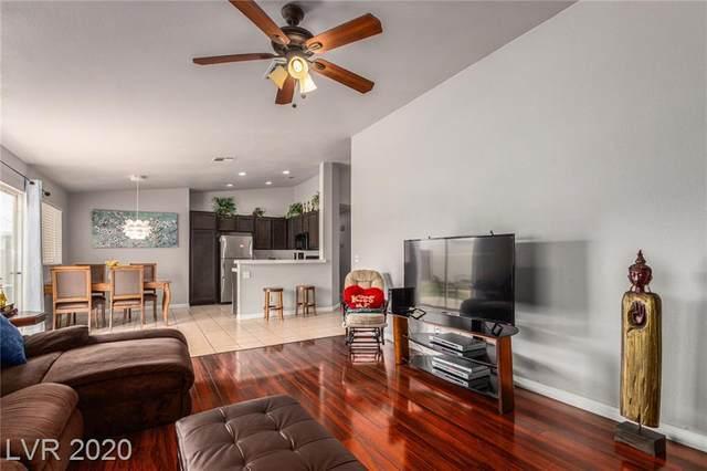5422 Indigo Hills, North Las Vegas, NV 89031 (MLS #2184198) :: Brantley Christianson Real Estate