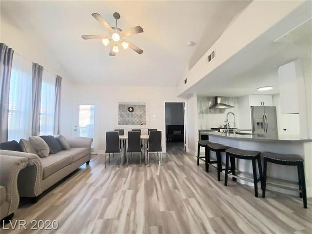 10550 Alexander Road #2146, Las Vegas, NV 89129 (MLS #2184367) :: Billy OKeefe | Berkshire Hathaway HomeServices
