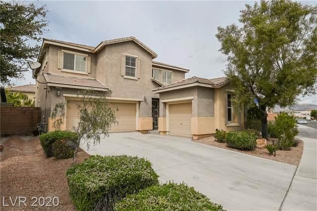 3236 Perching Bird, North Las Vegas, NV 89084 (MLS #2184396) :: Brantley Christianson Real Estate