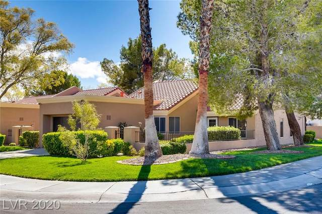 8621 Willowrich Drive, Las Vegas, NV 89134 (MLS #2184410) :: The Lindstrom Group
