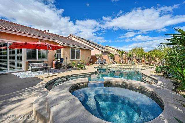 10378 Grizzly Forest, Las Vegas, NV 89178 (MLS #2184458) :: Billy OKeefe | Berkshire Hathaway HomeServices