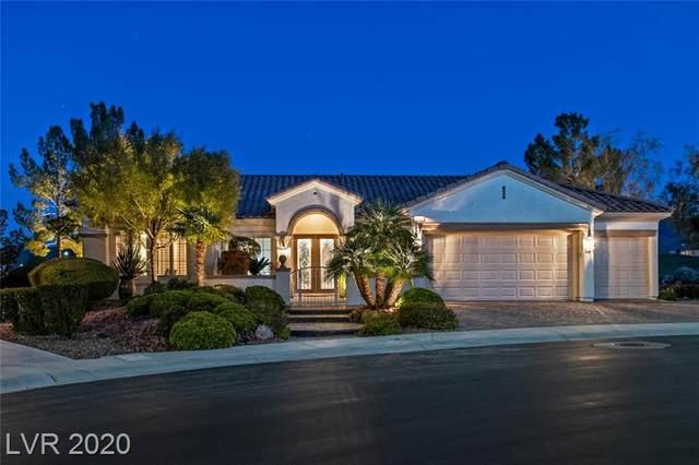 2648 Riceville Drive, Henderson, NV 89052 (MLS #2184598) :: Vestuto Realty Group