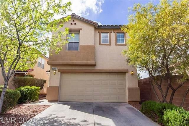 11003 Deluna, Las Vegas, NV 89141 (MLS #2184632) :: The Lindstrom Group