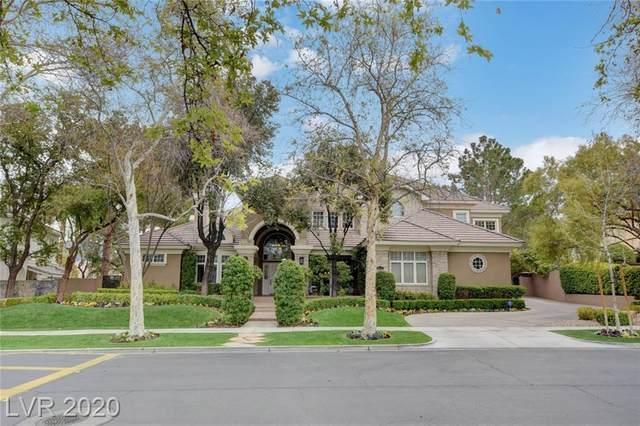 9105 Eagle Hills Drive, Las Vegas, NV 89134 (MLS #2184634) :: Signature Real Estate Group
