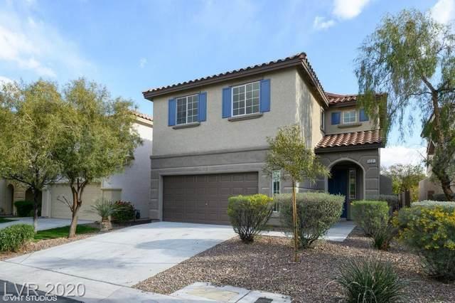 9591 Magnificent, Las Vegas, NV 89148 (MLS #2184700) :: Signature Real Estate Group