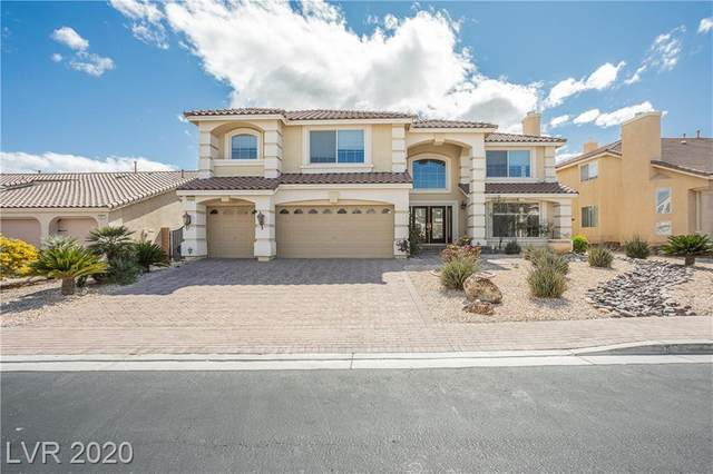 4425 Melrose Abbey, Las Vegas, NV 89141 (MLS #2184824) :: The Lindstrom Group