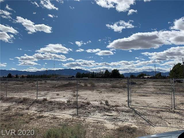3330 Stirrup, Pahrump, NV 89048 (MLS #2184882) :: The Lindstrom Group
