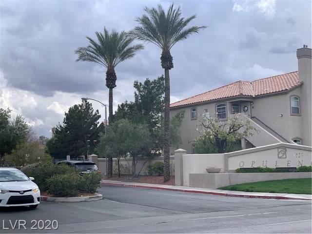5415 Harmon #1176, Las Vegas, NV 89103 (MLS #2184995) :: Billy OKeefe | Berkshire Hathaway HomeServices