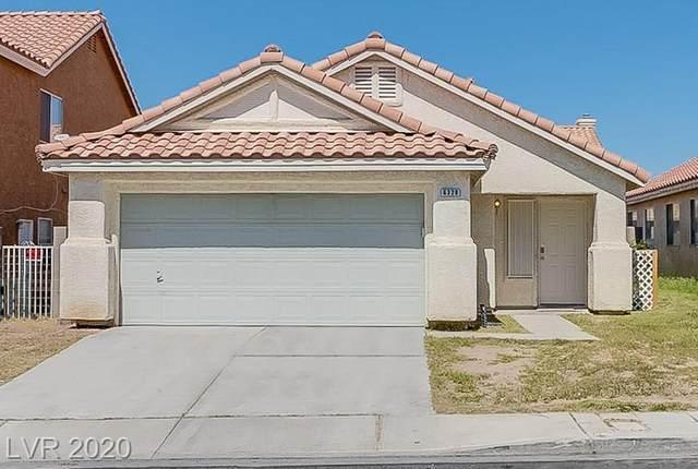 6328 Bluehurst, Las Vegas, NV 89156 (MLS #2185070) :: Performance Realty