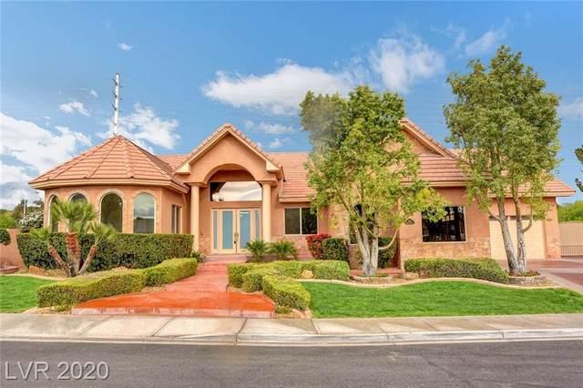 1521 Sunrise, Boulder City, NV 89005 (MLS #2185169) :: Signature Real Estate Group