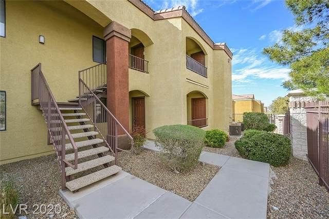 950 Seven Hills #1511, Henderson, NV 89052 (MLS #2185266) :: Jeffrey Sabel
