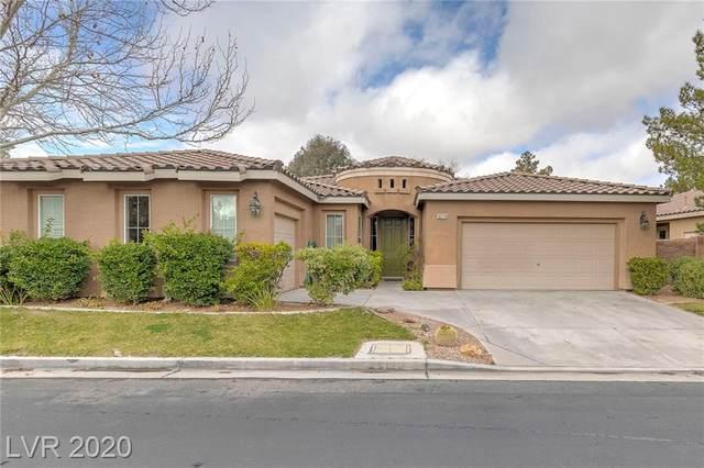 10779 Bramante, Las Vegas, NV 89141 (MLS #2185302) :: The Lindstrom Group