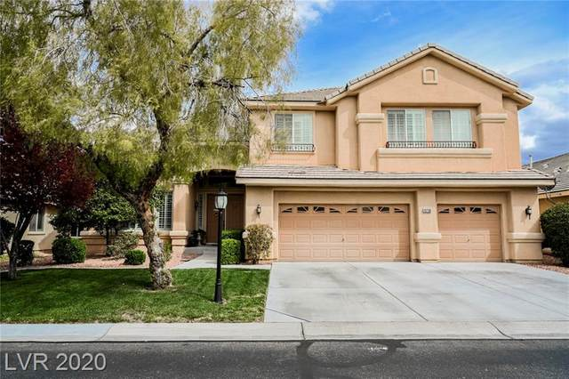 10738 Tapestry Winds, Las Vegas, NV 89141 (MLS #2185325) :: The Lindstrom Group