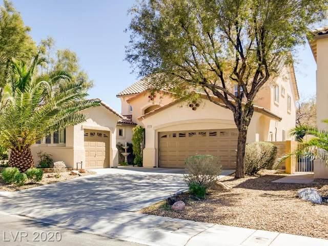 1717 Sabatini Drive, Henderson, NV 89052 (MLS #2185415) :: Jeffrey Sabel